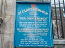 St Olave's Church - Pepys, Samuel - Dickens, Charles (id=4970)