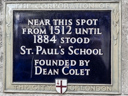 St Paul's School �(Dean Colet) (id=1767)