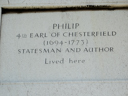 Stanhope, Philip (4th Earl of Chesterfield) (id=1478)