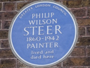 Steer, Philip Wilson (id=1055)