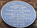 Stella and Fanny (Ernest Boulton and Frederick Park) (id=2441)