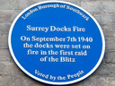 Surrey Docks Fire (id=2376)