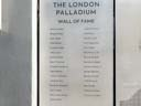 The London Palladium Wall of Fame (id=5177)