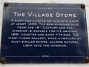 The Village Store (id=1750)