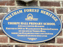 Thorpe Hall Primary School (id=3071)
