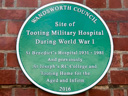 Tooting Military Hospital (id=2155)