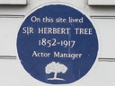 Tree, Sir Herbert Beerbohm (id=1122)