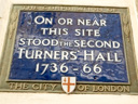 Turners Hall, The Second Site (id=1868)