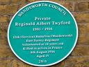 Twyford, Private Albert Reginald (id=1550)