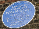 Wainwright, Lincoln Stanhope (id=1780)