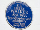 Walker, Sir Emery (id=1247)