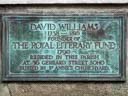 Willliams, David - Royal Literary Fund (id=5590)