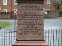 Woolwich Boer war memorial (id=4780)